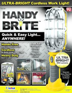 Handy Bright Lantern LED Lampe – Bild 2