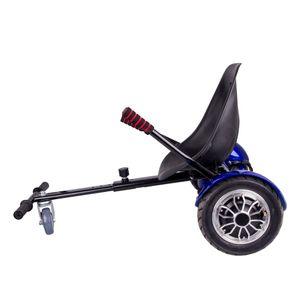 Hovercart Sitz Pro für Elektroboard Hoverboard Scooter Hoverkart – Bild 2