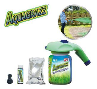AquaGrazz - Hydro Seeding System Grassaatsystem