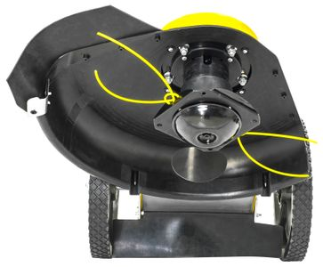 Rasentrimmer Texas Pro Trim 600 Professional Benzin – Bild 3