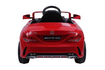 Elektrofahrzeug Mercedes-Benz CLA-45 AMG 12V für Kinder – Bild 4