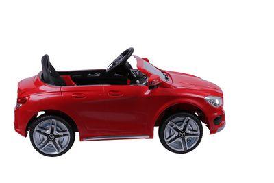 Elektrofahrzeug Mercedes-Benz CLA-45 AMG 12V für Kinder – Bild 5