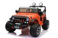 Elektrofahrzeug Monster Truck Red 12V für Kinder