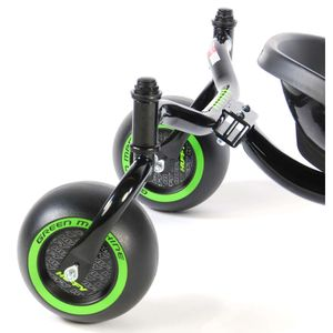 Drift Trike Huffy Green Machine Straßen-Trike Minidrifter Dreirad 20 Zoll m. Lenker – Bild 4