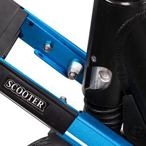 Elektroroller inSPORTline Futurisco E-Scooter Li-Ion blue – Bild 10