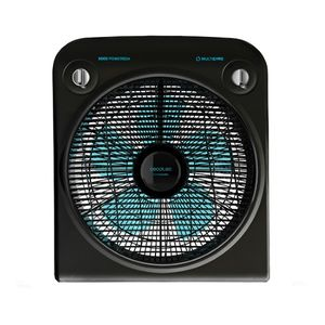Bodenventilator Forcesilence BlackBox Power Pro – Bild 1
