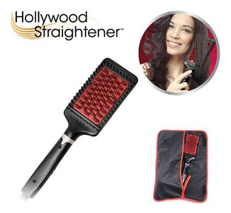 Hollywood Hair Straightener Luxus Gold Haarglätter Glätteisen