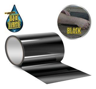 Original Fix Tape Reparaturklebeband schwarz 20x150 cm – Bild 1