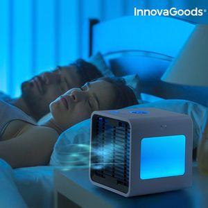 Mini-Klimaanlage Air Cooler Cube DeLuxe Ultra inkl. LED-Stimmungslicht – Bild 7