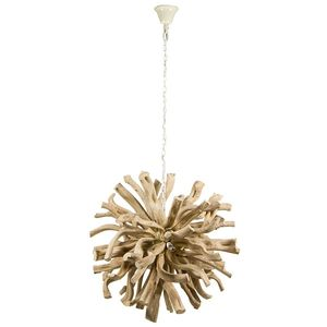 Designer Deckenlampe Luxury Nature Wood – Bild 1