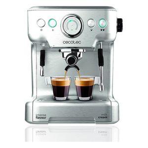 Luxus Kaffeemaschine Steel Edition Ultimate Espressomaschine Siebträgermaschine