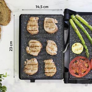 Sandwichmaker Horizontal 180 Perfect Ultimate Paninigrill Kontaktgrill – Bild 4