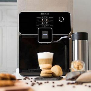 Luxus Kaffeevollautomat Touch Digital Black Design Series Premium Edition – Bild 2