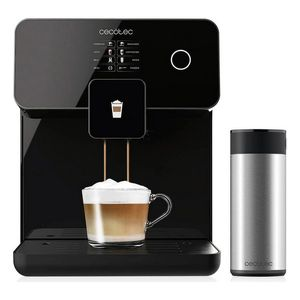 Luxus Kaffeevollautomat Touch Digital Black Design Series Premium Edition – Bild 1