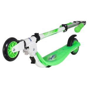 "Scooter Tretroller Kids ""The Green"" für Kinder faltbar – Bild 2"