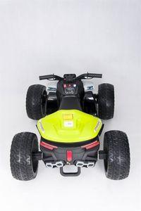 Green Racer Supersport Future 12V Elektroquad für Kinder Kinderfahrzeug – Bild 4