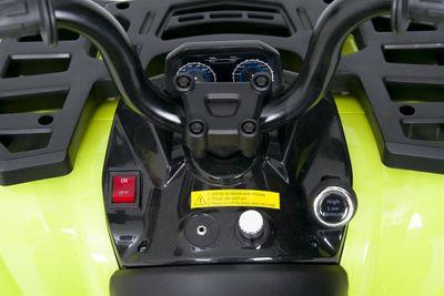 Quad ATV Supersport Ultra 24V Power Elektroquad für Kinder Kinderfahrzeug Green – Bild 3