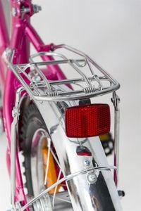 Kinderfahrrad 12 Zoll Pink Lady Speedy inkl. Fahrradkorb u. Stützrädern – Bild 7