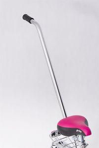 Kinderfahrrad 12 Zoll Pink Lady Speedy inkl. Fahrradkorb u. Stützrädern – Bild 5