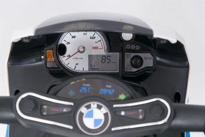 Kindermotorrad BMW S1000RR Trike 6V blue Kinderfahrzeug elektrisch Elektromotorrad – Bild 6