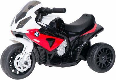 Kindermotorrad BMW S1000RR Trike 6V red Kinderfahrzeug elektrisch Elektromotorrad – Bild 1
