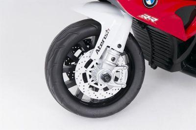 Kindermotorrad BMW S1000RR Trike 6V red Kinderfahrzeug elektrisch Elektromotorrad – Bild 7