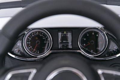 Kinderauto Audi Q5 Quattro Luxury 12V weiß Kinderfahrzeug elektrisch – Bild 6