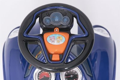 Ride-On Rutscher Classic Racer blue Kinderrutscher – Bild 7