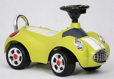 Ride-On Rutscher Classic Racer green Kinderrutscher – Bild 8