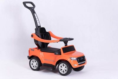 Ride-On Rutscher Ford Ranger Wildtrak orange Kinderrutscher – Bild 3