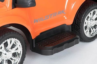 Ride-On Rutscher Ford Ranger Wildtrak orange Kinderrutscher – Bild 9