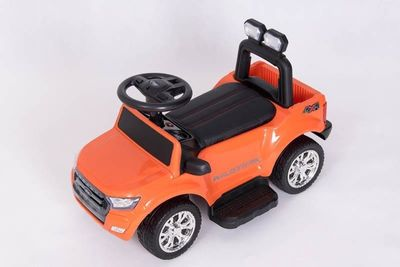 Ride-On Rutscher Ford Ranger Wildtrak orange Kinderrutscher – Bild 5