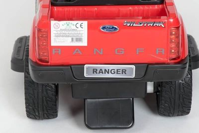 Ride-On Rutscher Ford Ranger Wildtrak rot Kinderrutscher – Bild 7