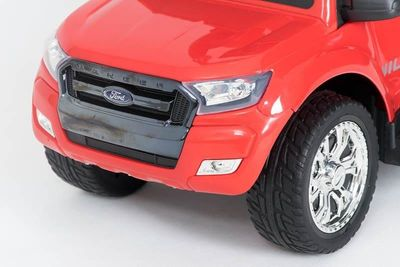 Ride-On Rutscher Ford Ranger Wildtrak rot Kinderrutscher – Bild 10