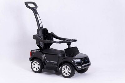 Ride-On Rutscher Ford Ranger Wildtrak schwarz Kinderrutscher – Bild 2