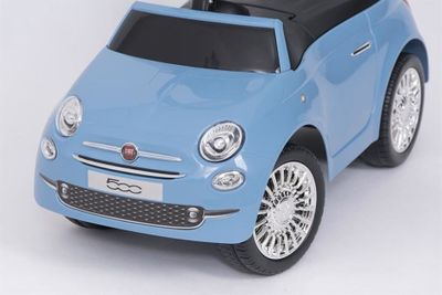 Ride-On Rutscher Fiat 500 blau Kinderrutscher – Bild 5