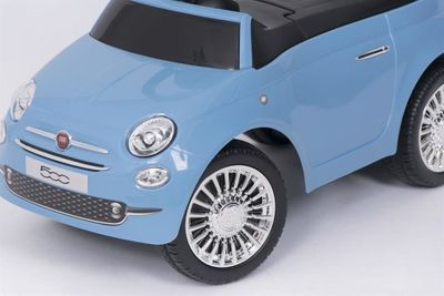 Ride-On Rutscher Fiat 500 blau Kinderrutscher – Bild 6
