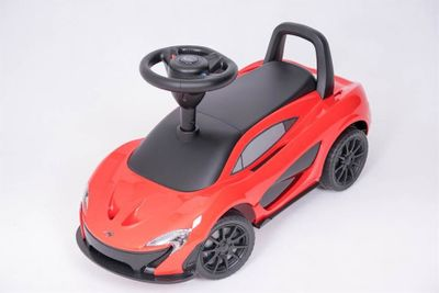 Ride-On Rutscher McLaren Racer Sport rot Kinderrutscher – Bild 6