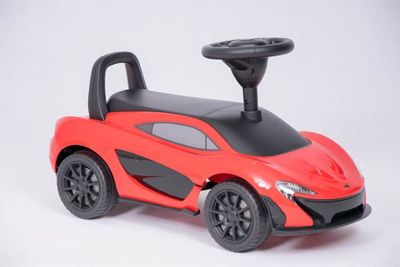 Ride-On Rutscher McLaren Racer Sport rot Kinderrutscher – Bild 3