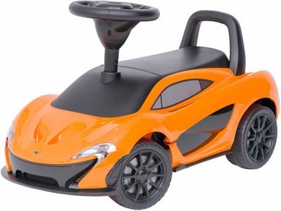 Ride-On Rutscher McLaren Racer Sport orange Kinderrutscher – Bild 1