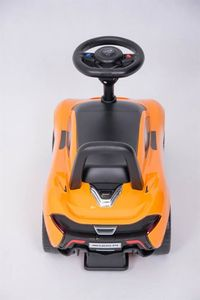 Ride-On Rutscher McLaren Racer Sport orange Kinderrutscher – Bild 4