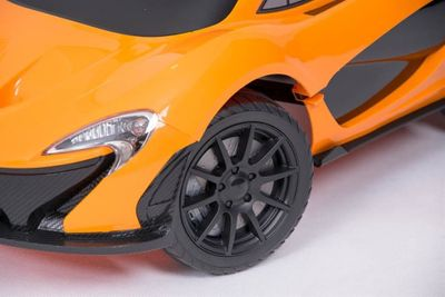 Ride-On Rutscher McLaren Racer Sport orange Kinderrutscher – Bild 8