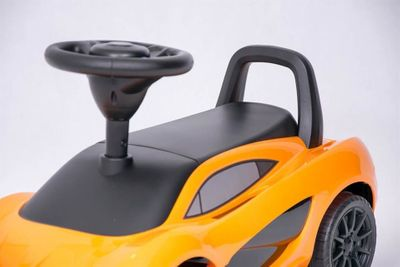 Ride-On Rutscher McLaren Racer Sport orange Kinderrutscher – Bild 7