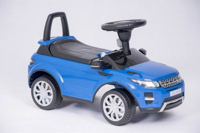 Ride-On Rutscher Range Rover Luxury Blue Kinderrutscher – Bild 2