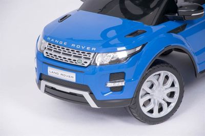 Ride-On Rutscher Range Rover Luxury Blue Kinderrutscher – Bild 9