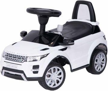 Ride-On Rutscher Range Rover Luxury White Kinderrutscher – Bild 1