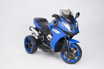 Kindermotorrad Speed Racer Blue Trike 6V  Kinderfahrzeug elektrisch Elektromotorrad – Bild 5