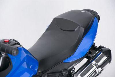 Kindermotorrad Speed Racer Blue Trike 6V  Kinderfahrzeug elektrisch Elektromotorrad – Bild 8