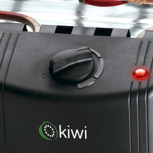 Elektrogrill Electric Barbecue DeLuxe 2000W Tischgrill – Bild 2