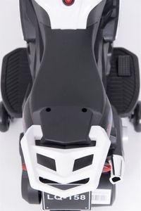 Kindermotorrad K1200 Supersport Elektromotorrad 6V white Kinderfahrzeug elektrisch – Bild 6